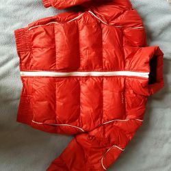 Down jacket decathlon
