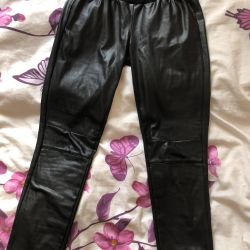 ! ️Sale! ️ Leather trousers
