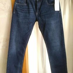 JEANS NEW 52-54 / XL HIGH