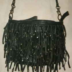 Bag women bu from genuine leather