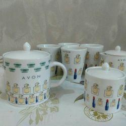 Set de ceai nou