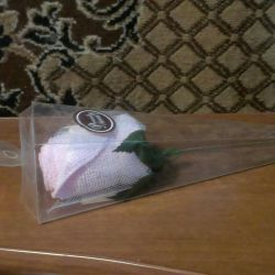 Souvenir rose-mahogany towel, exchange