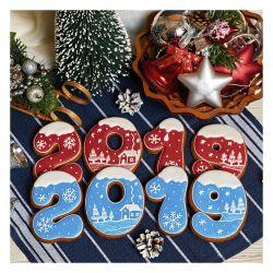 Μελόψωμο για το Νέο Έτος και τις αργίες