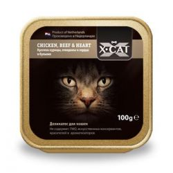 Wet X-Cat γάτα & Kitten Τροφίμων