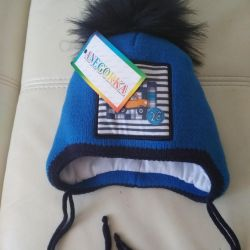 New hat for 46-48 winter