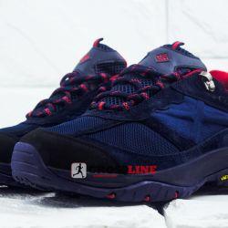 Ανδρικά πάνινα παπούτσια Columbia Terrebonne Outdry Art. 100006