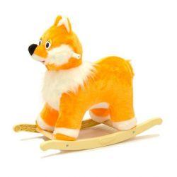 Rocking soft Fox