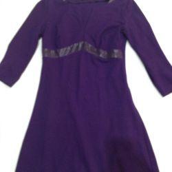 Elbise 42-44 boyutu Kumaş hoş dokunuş!