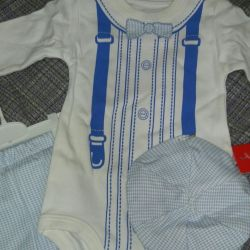 Children's suit.