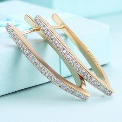 Sworowski crystals jewelry earrings