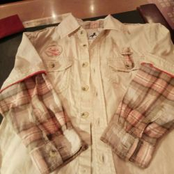 Shirt for a boy 104 cm