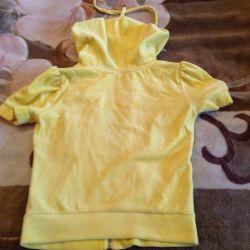 Jacheta pentru femei kira plastinina veluru