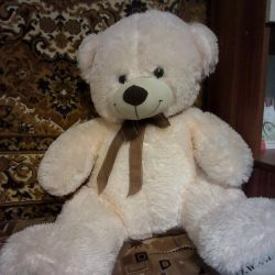 Soft toy bear new