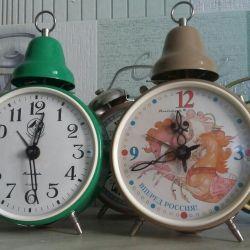 Alarm saatleri AMBER mekanik