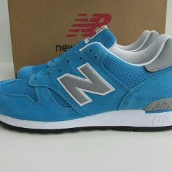 🇬🇧 NEW BALANCE M670SBL оригинал Made in England