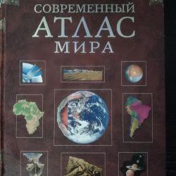 Dünyanın modern atlası