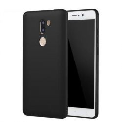 Silikon Tampon Olgu Xiaomi 5S Plus (Siyah)