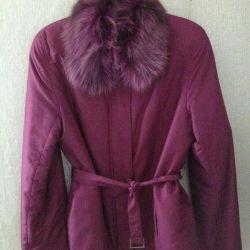 46-48 ruble. Jachetă izolată