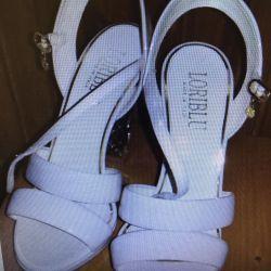 Yeni sandalet Loriblu
