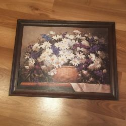 Picture in the frame