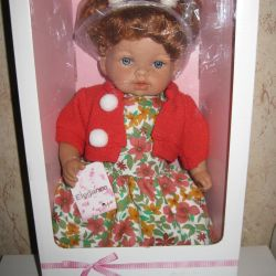 Arias Baby Dolls voiced by Elegance Spain