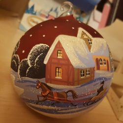 Χριστουγεννιάτικο δέντρο παιχνίδι