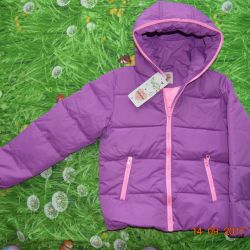 Kızlar için yeni demi ceketi