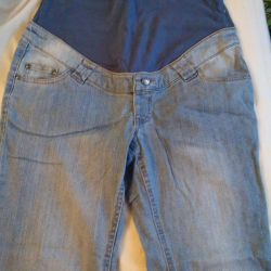Hamileler için kot pantolon