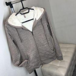 Sweatshirt with ears🐰