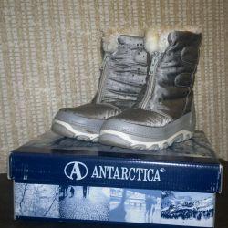 Winter boots 18 cm Antarctica