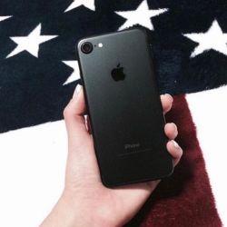 New iPhone 7 (32gb), matte black ?
