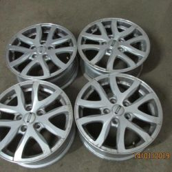 Alloy wheels Mitsubishi Askh unoriginal