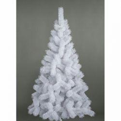Λευκό χριστουγεννιάτικο δέντρο 240 εκ