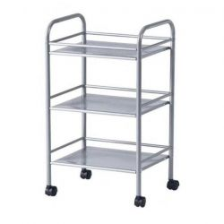Cosmetic trolley (shelf)