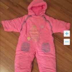 Ζεστό φόρεμα για παιδιά