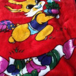 Детское одеяло, покрывало, плед