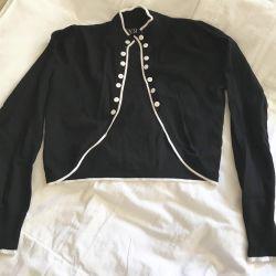 Bolero sweater cardigan