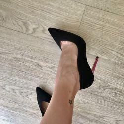 Yeni Kayıp Mürekkep Ayakkabıları