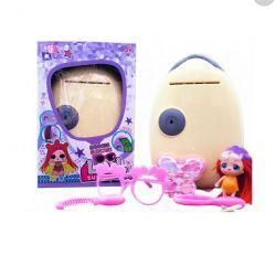 Children's piggy bank safe