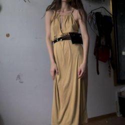 dress oysho soft midi s