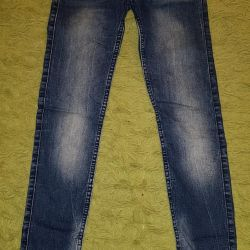Jeans for the girl 12-14let, gloria jeans