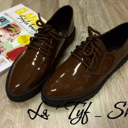 I will sell new oxfords