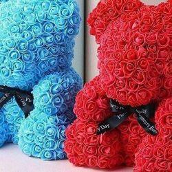 Bear of roses 40 cm ?