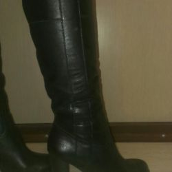 Winter boots, Moccotte
