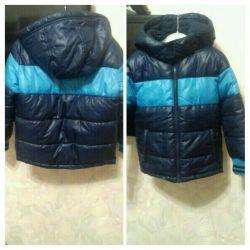 Çocuk baharı için ceket 104