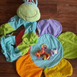 Надувная игрушка с рождения фирмы ELC
