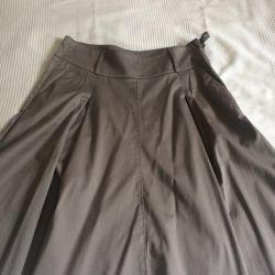 Skirt Mexx with pockets, cotton, r. M exchange / sale