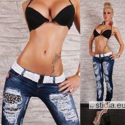 Эксклюзивные джинсы. Германия. Размер 42-44