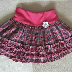 New skirt for height 92 - 104 cm.