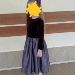 Dress for a girl (SARA LENE)